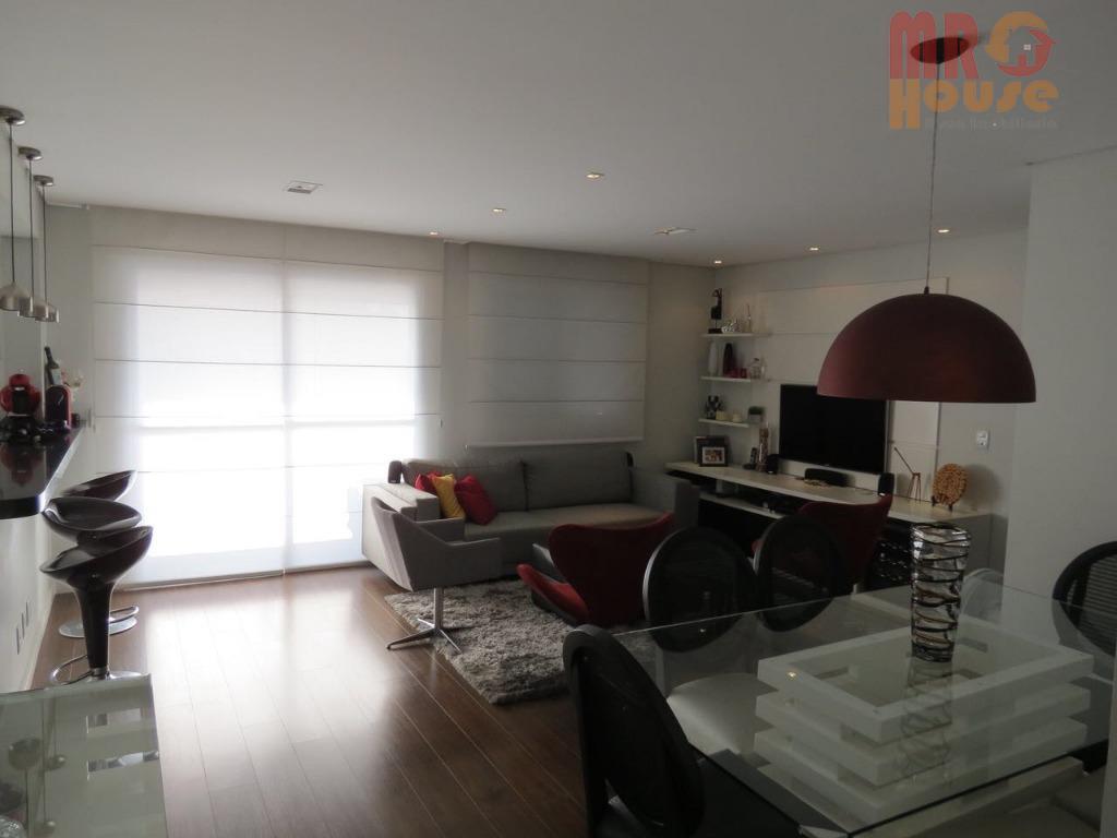 Apartamento residencial à venda, Vila Firmiano Pinto, São Paulo.
