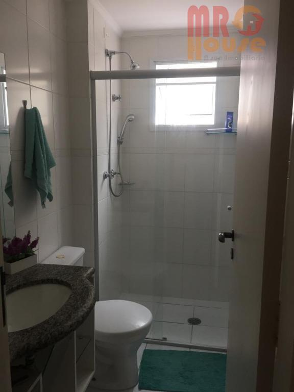 apto excelente localização , próximo a pé ao metro saúde, lazer completo, 2 dormitórios sendo uma...