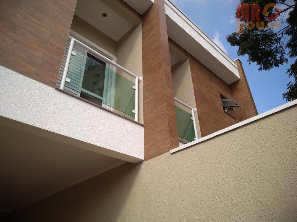 sobrados novos; aceita permuta de até 80 % do valor, são 3 dormitórios sendo 1 suíte,...