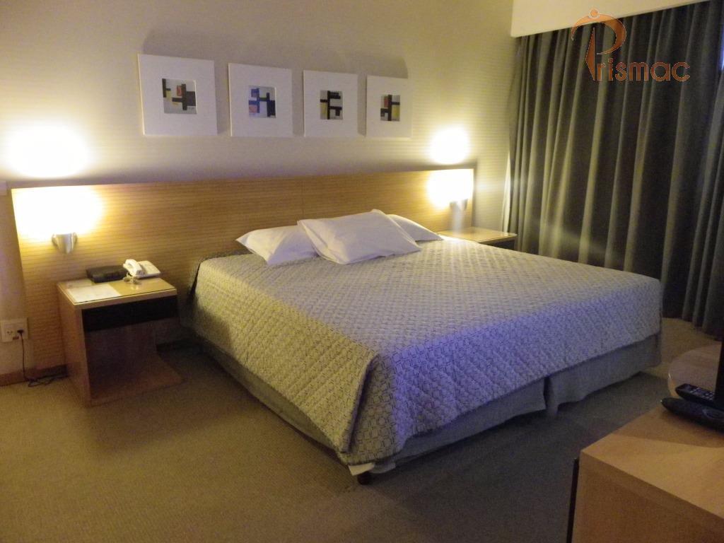 flat no melhor hotel de brasíliapoentemobília padrão pool 52m2 localização privilegiada ao lado de um dos...