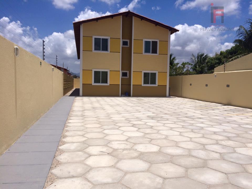 Apartamento residencial à venda, Parque Guadalajara, Caucaia - AP0008.