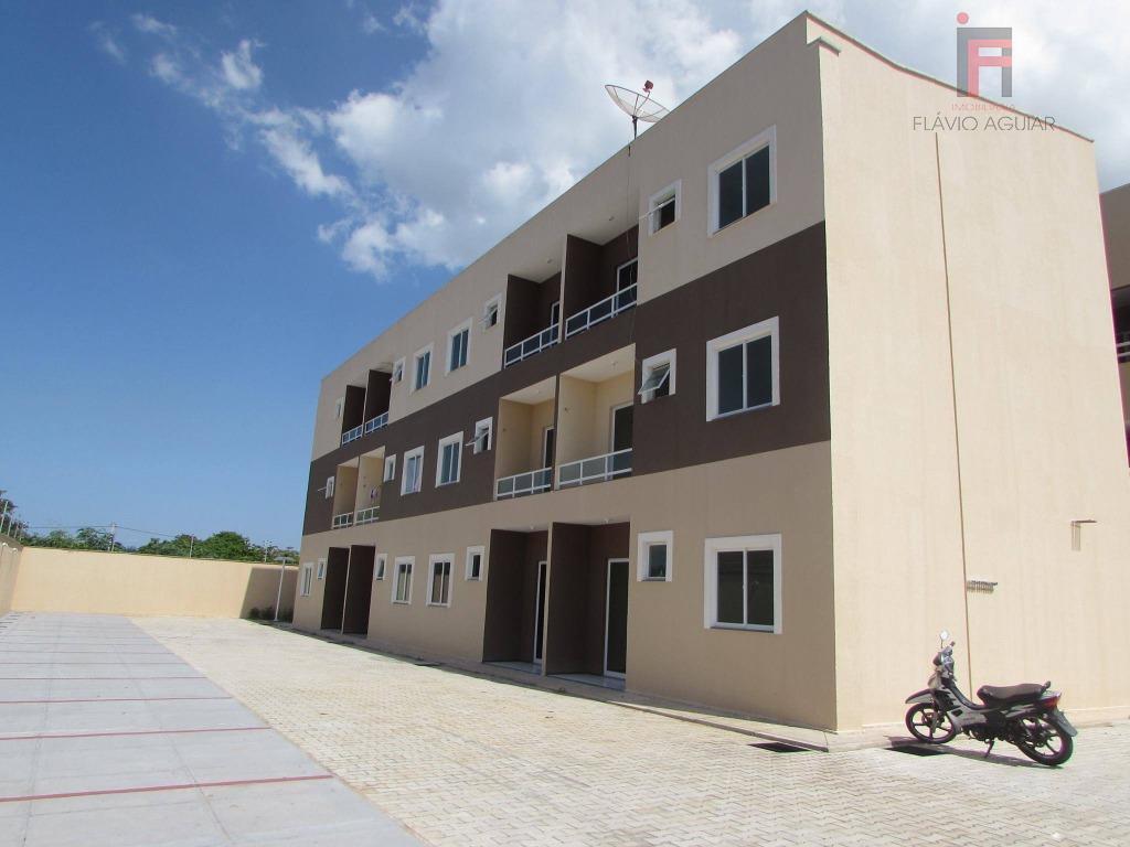 Apartamento residencial à venda, Lagoinha, Paraipaba.