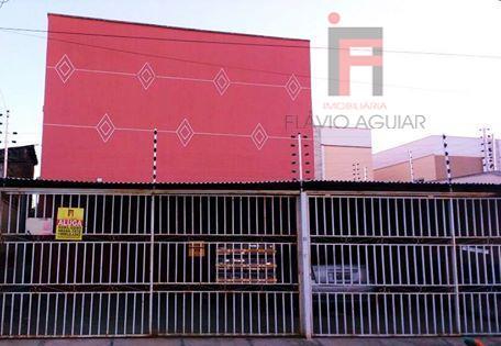 Apartamento residencial para locação, Parque Guadalajara (Jurema), Caucaia.