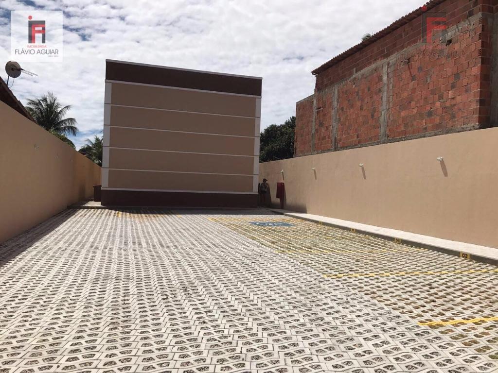 Apartamento residencial à venda, Parque Guadalajara (Jurema), Caucaia.