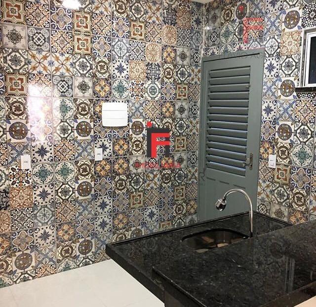 #vendacasa plana paraipaba/ cer$ 170.000,00use seu fgts como entrada! 03 quartos (sendo 01 suíte) sala cozinha...