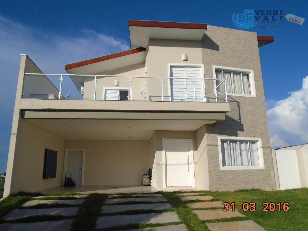 Sobrado residencial à venda, Terras do Vale, Caçapava.
