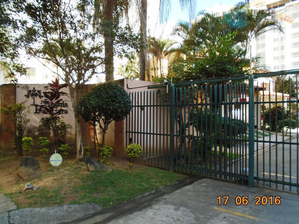 Sobrado residencial para locação, Parque Residencial Aquarius, São José dos Campos.