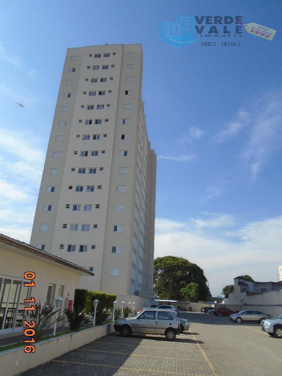 Apartamento residencial à venda, Jardim Valparaíba, São José dos Campos.