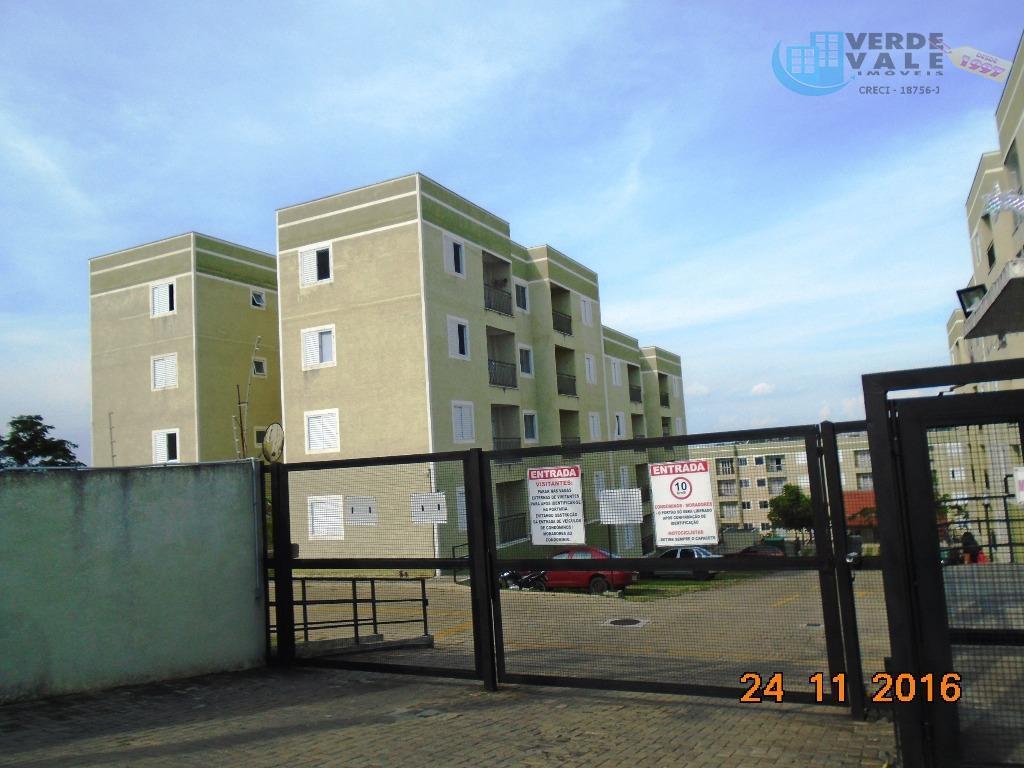 Apartamento residencial para venda e locação, Parque Nova Esperança, São José dos Campos.