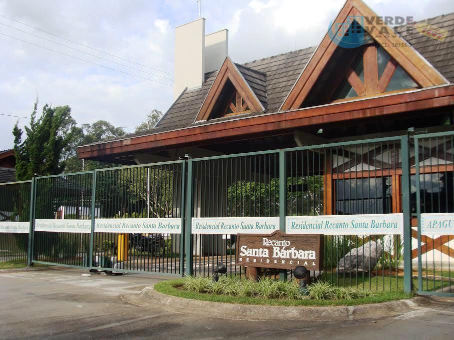 Terreno residencial à venda, Recanto Santa Barbara, Jambeiro.