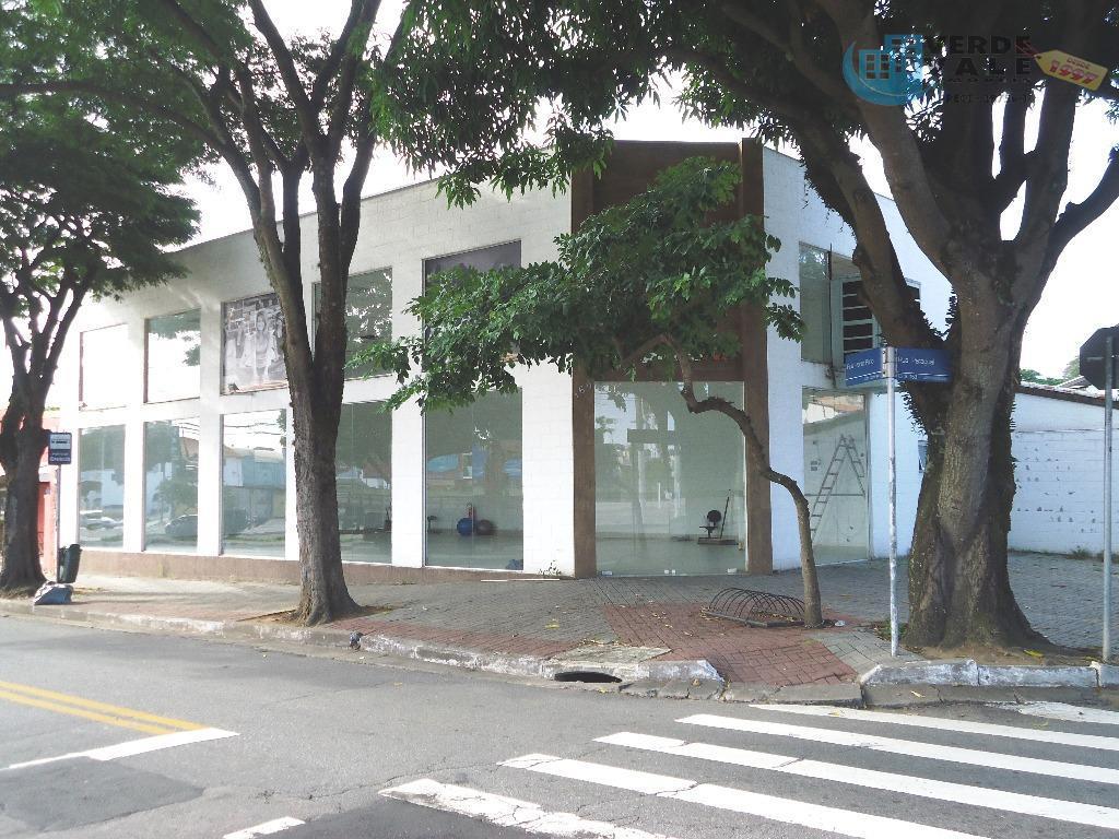 Ponto comercial para locação, Cidade Vista Verde, São José dos Campos.
