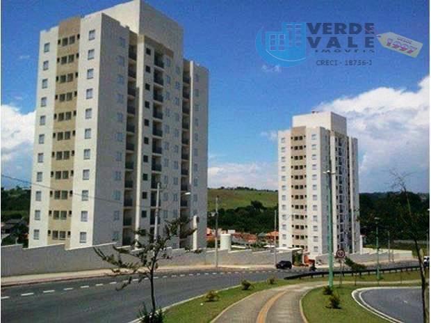 Apartamento residencial para locação, Jardim Americano, São José dos Campos.