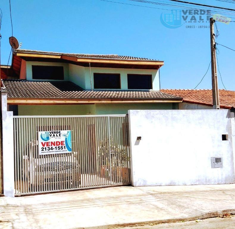 Casa residencial à venda, Cidade Vista Verde, São José dos Campos.