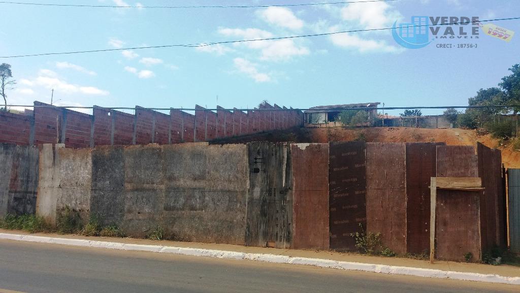 Terreno residencial à venda, Chácaras Pousada do Vale, São José dos Campos.
