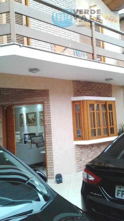Sobrado residencial à venda, Cidade Vista Verde, São José dos Campos.