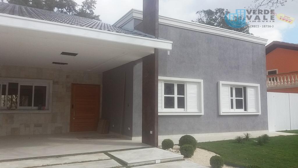 Casa residencial à venda, Floradas de São José, São José dos Campos.