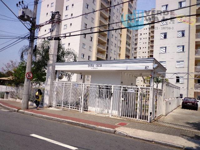 Apartamento residencial à venda, Vila Sanches, São José dos Campos.