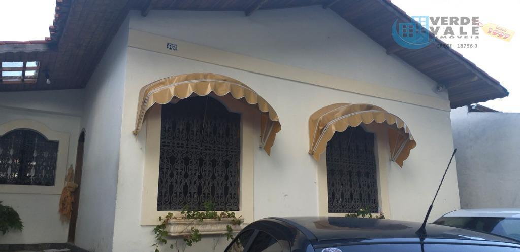 Casa com 3 dormitórios à venda por R$ 465.000 - Cidade Vista Verde - São José dos Campos/SP