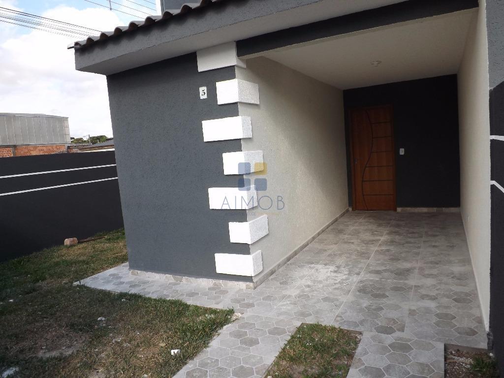 Sobrado Residencial Venda Cidade Industrial Curitiba
