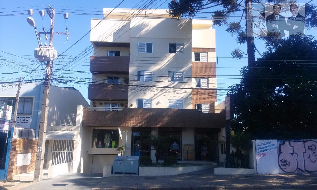 Apartamento com 2 quartos Garden no Bacacheri