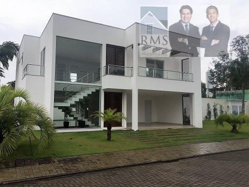 Casa de alto padrão em Condomínio Villagio da Barra em Balneário Camboriú - SC