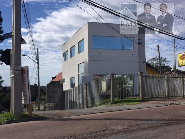 Sala Comercial Prédio para Venda e Locação, Barreirinha, Curitiba.