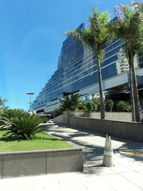 Sala comercial para locação, Enseada do Suá, Vitória.