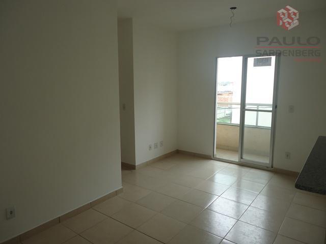 Apartamento residencial à venda, Carapina, Serra.