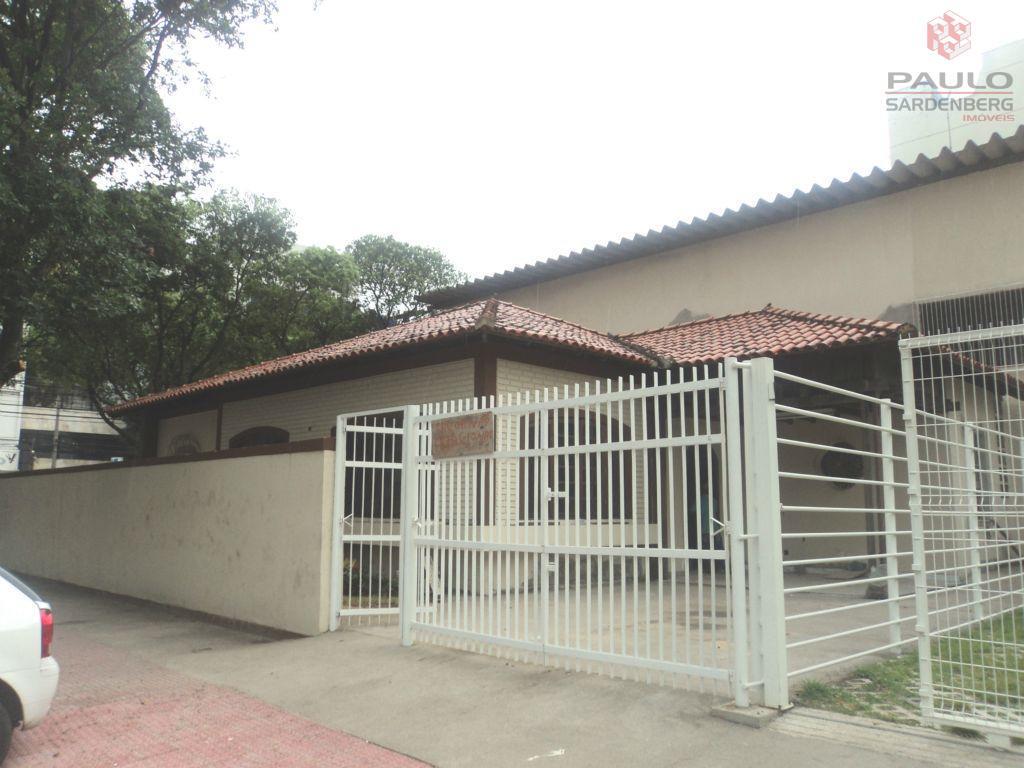 Casa Comercial para locação, Bento Ferreira, Vitória - CA0064.