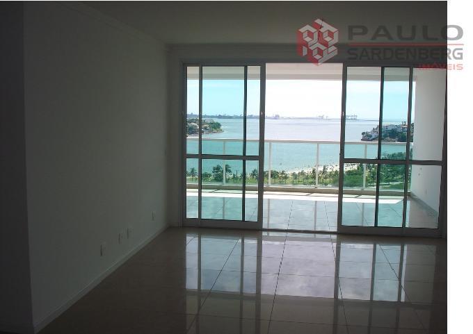 Apartamento Residencial à venda, Enseada do Suá, Vitória - AP0036.