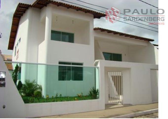 Casa duplex de alto padrão à venda na Mata da Praia, Vitória - CA0027.