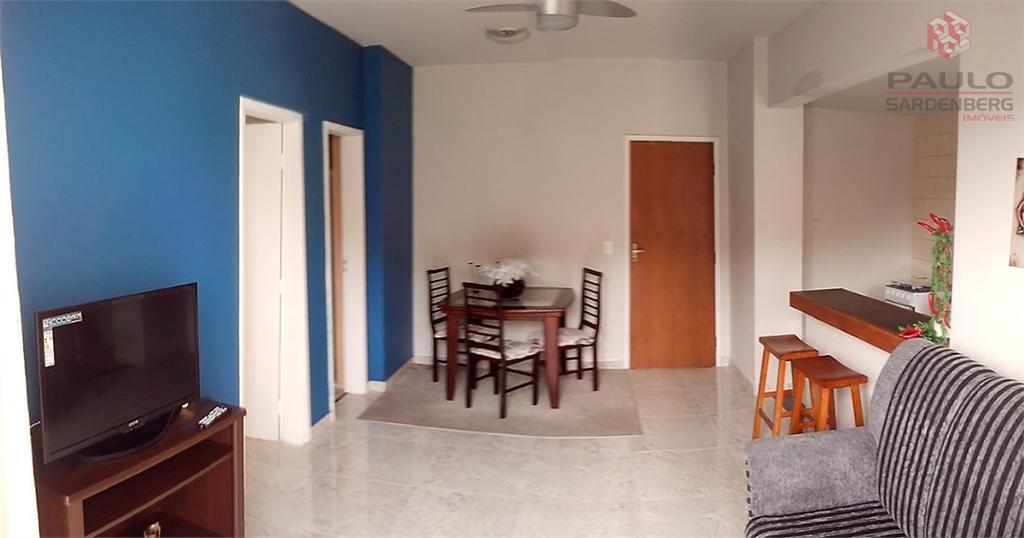 Apartamento residencial para locação, Santa Lúcia, Vitória.