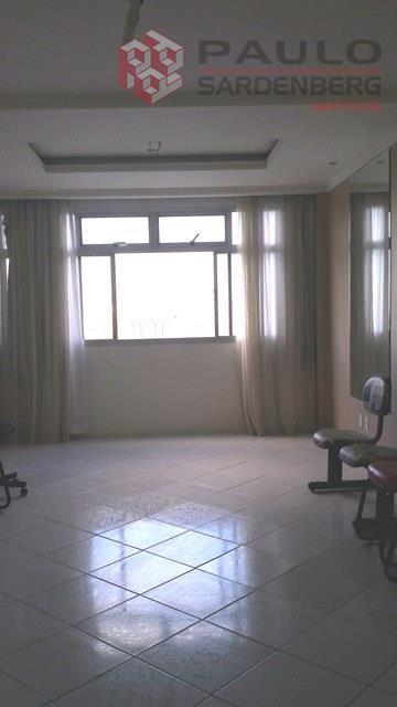 Apartamento  residencial para locação, Centro, Vitória.