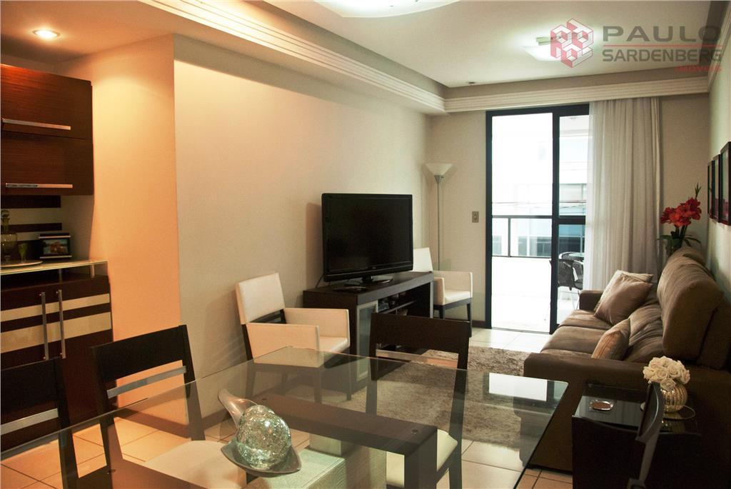 Oportunidade! Apartamento 3 quartos com vista para o mar, Jardim Camburi, Vitória.