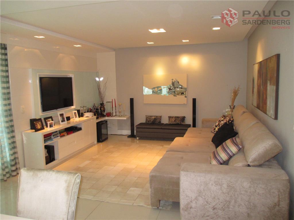 Magnifico apartamento com 4 suítes na Enseada do Suá, luxo!