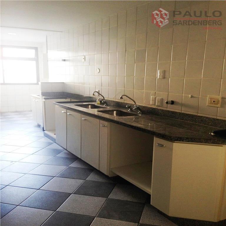 Apartamento residencial para locação, Praia do Canto, Vitória - AP1506.
