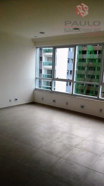 Sala comercial para locação, Enseada do Suá, Vitória - SA0201.