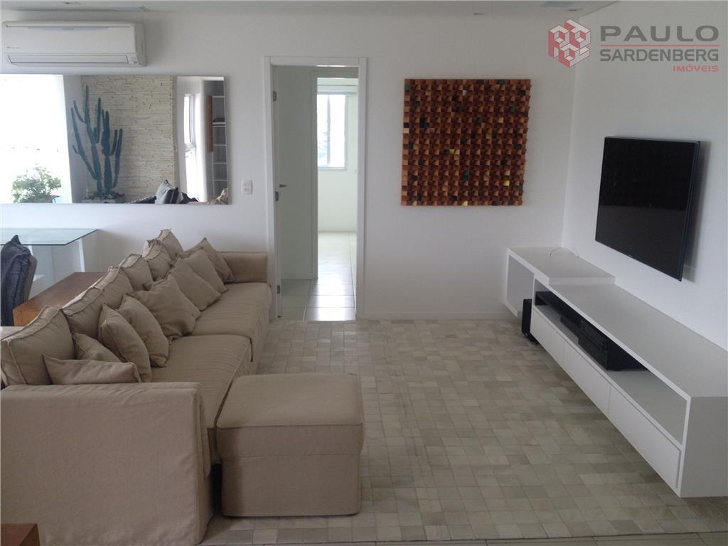 Apartamento residencial à venda, Praia de Santa Helena, Vitória.