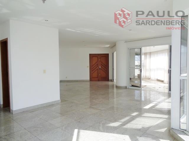 Locação. Apartamento com 260 m², 4 suítes, todo montado, agende sua visita! Santa Helena, Vitória - AP0446.