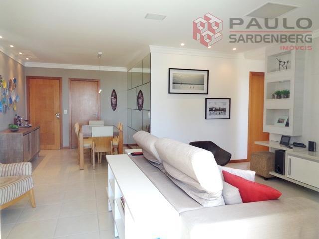 Luxuoso apartamento para locação na Enseada do Suá, Vitória.