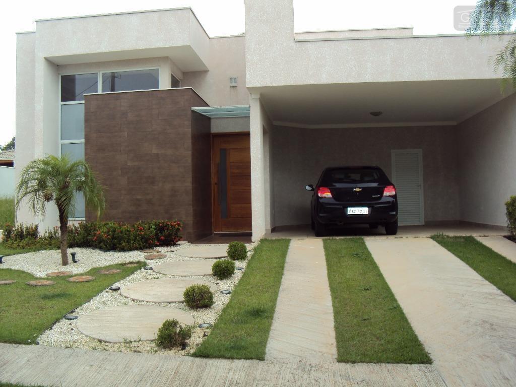 Casa residencial à venda, Altos da Bela Vista, Indaiatuba - CA0785.