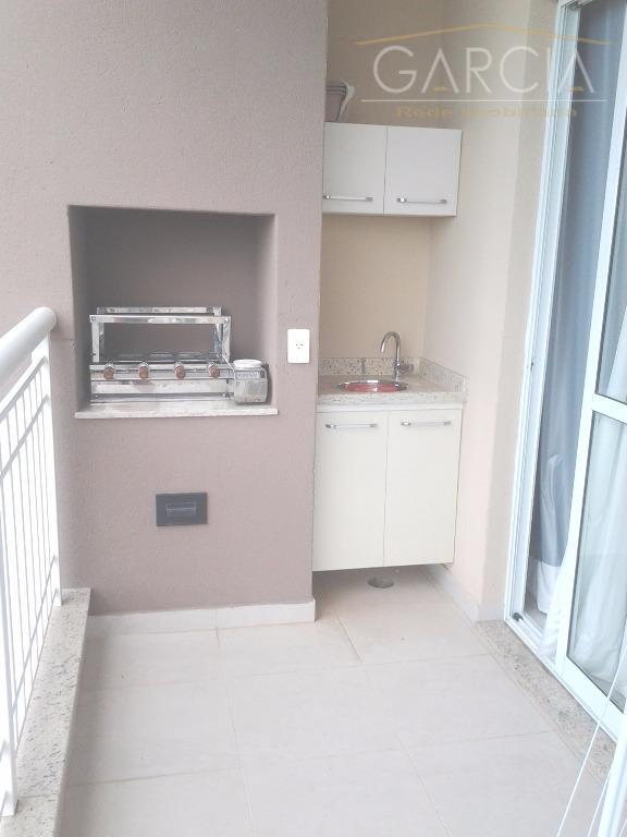 Apartamento 2 dorm, 1 suíte, todo mobiliado, Jardim Santiago, Indaiatuba - AP0714.