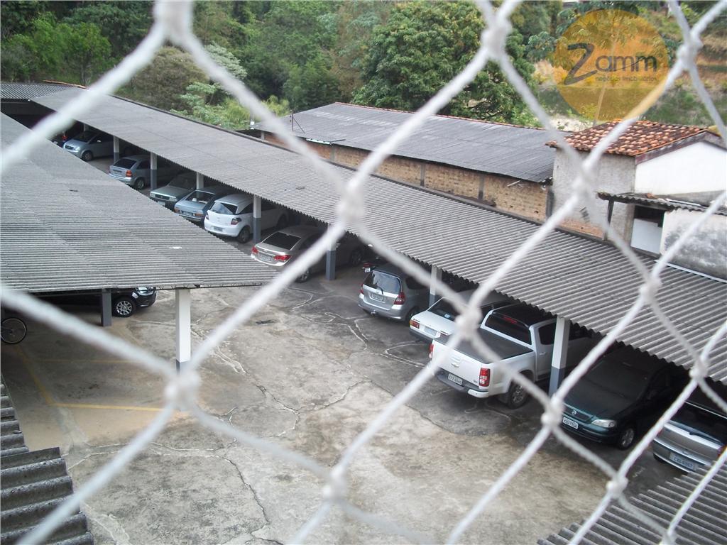 Apartamento de 2 dormitórios em Centro, Serra Negra - SP