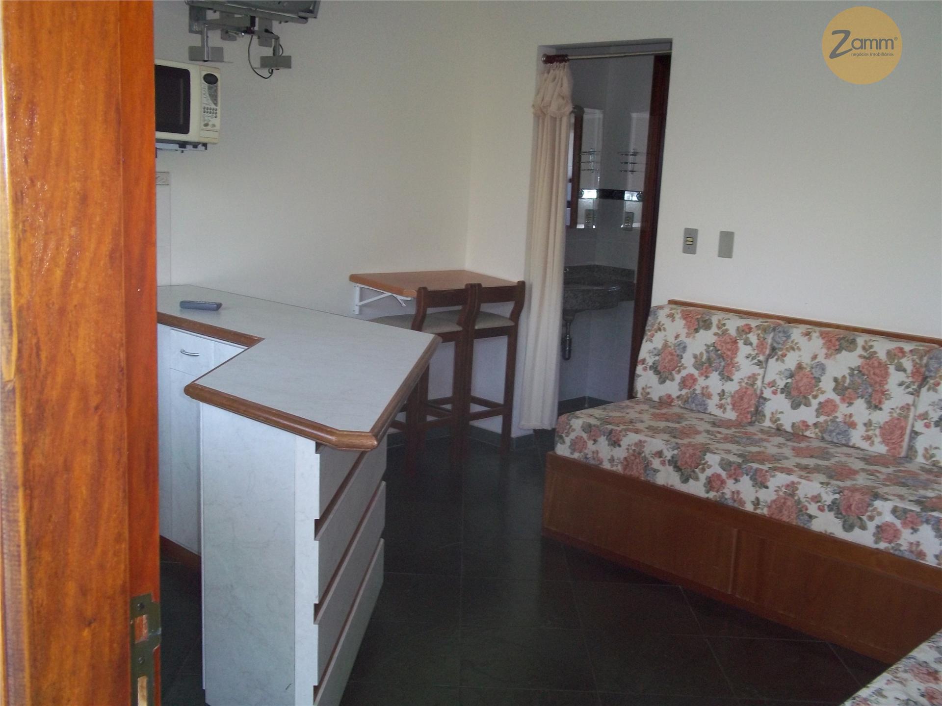 Flat de 1 dormitório em Da Serra De Cima, Serra Negra - SP