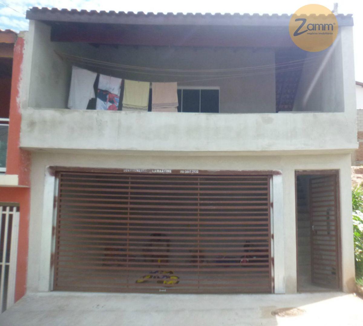 Casa de 2 dormitórios em Residencial Santa Maria Amparo, Amparo - SP