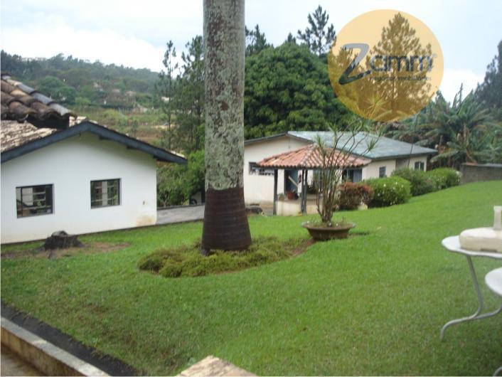 Chácara de 4 dormitórios em Das Posses, Serra Negra - SP
