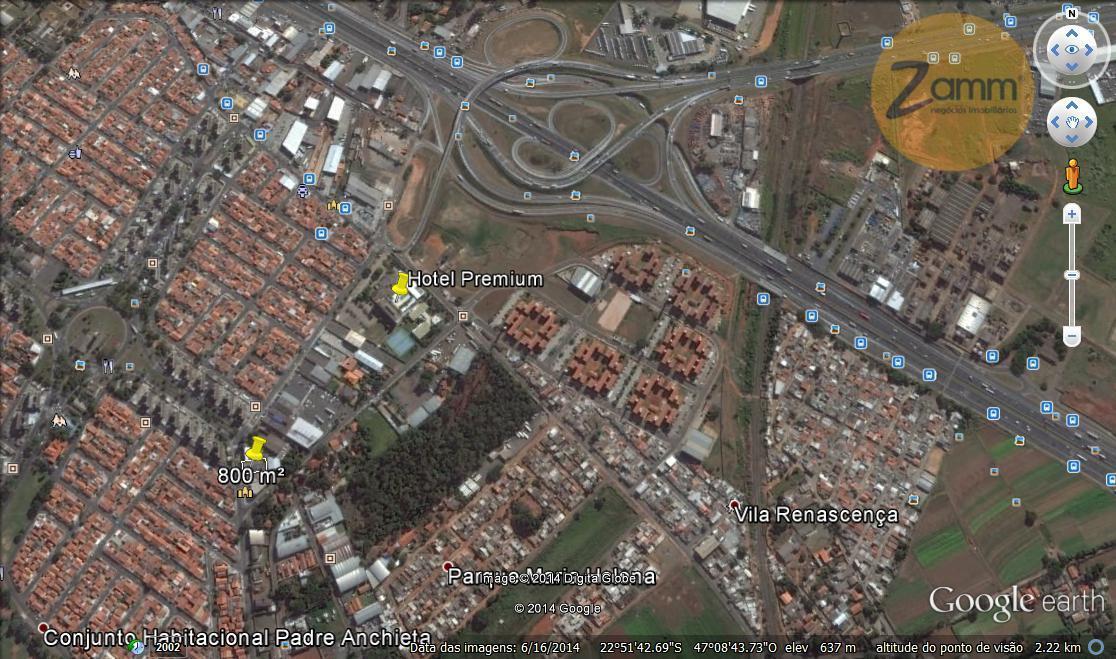 Barracão em Conjunto Habitacional Padre Anchieta, Campinas - SP