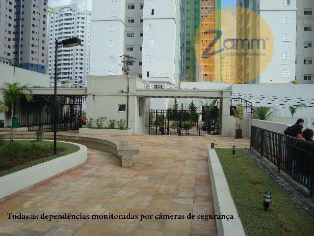 Apartamento de 3 dormitórios em Parque Rural Fazenda Santa Cândida, Campinas - SP