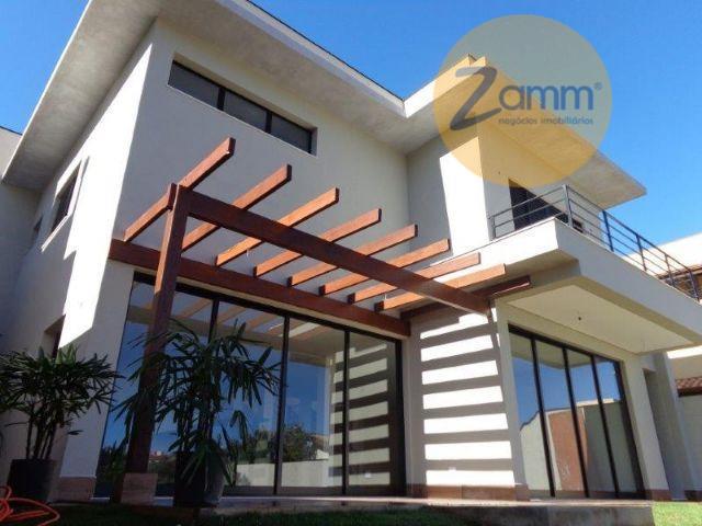 Casa de 3 dormitórios em Loteamento Caminhos De São Conrado (Sousas), Campinas - SP