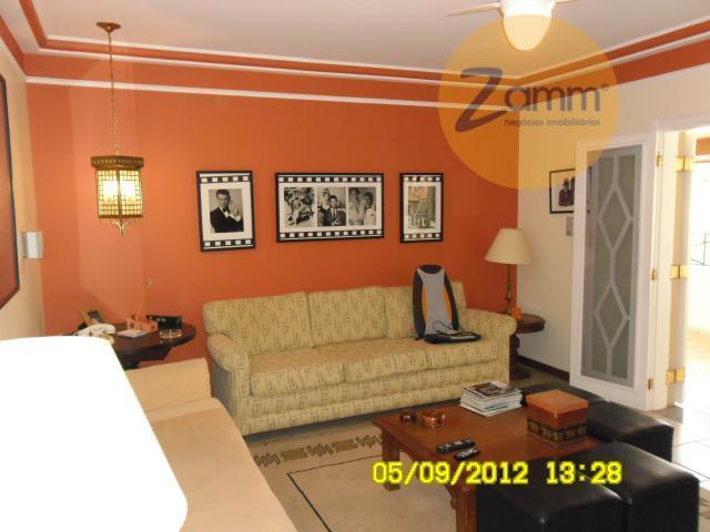 Casa de 5 dormitórios em Cond. Bougainville, Valinhos - SP